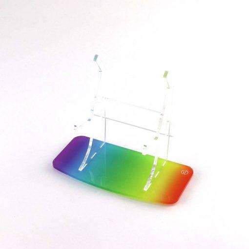 Rainbow Design Controller Stand