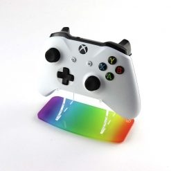 Rainbow Xbox One Printed Acrylic Controller Display Stand