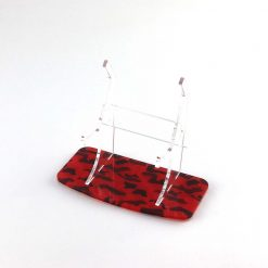 Red Camouflage Controller Display Stand