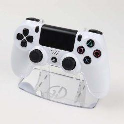 Silver Mirror Acrylci Controller Stand