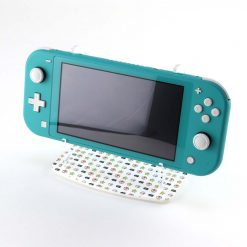 Super Mario Nintendo Switch Lite Printed Acrylic Console Display Stand
