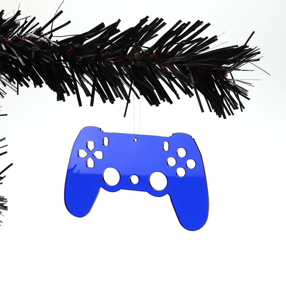 PlayStation 4 Controller Christmas Tree Decorations