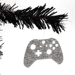 Glitter Controller Christmas Tree Decorations