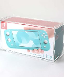 Nintendo Switch Lite Boxed Console Acrylic Display Case