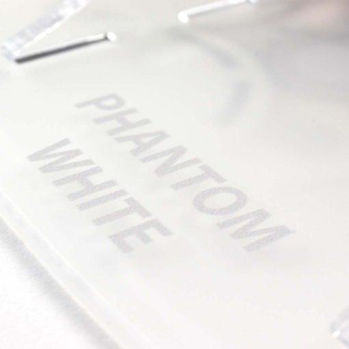 Phantom White Xbox One Close Up