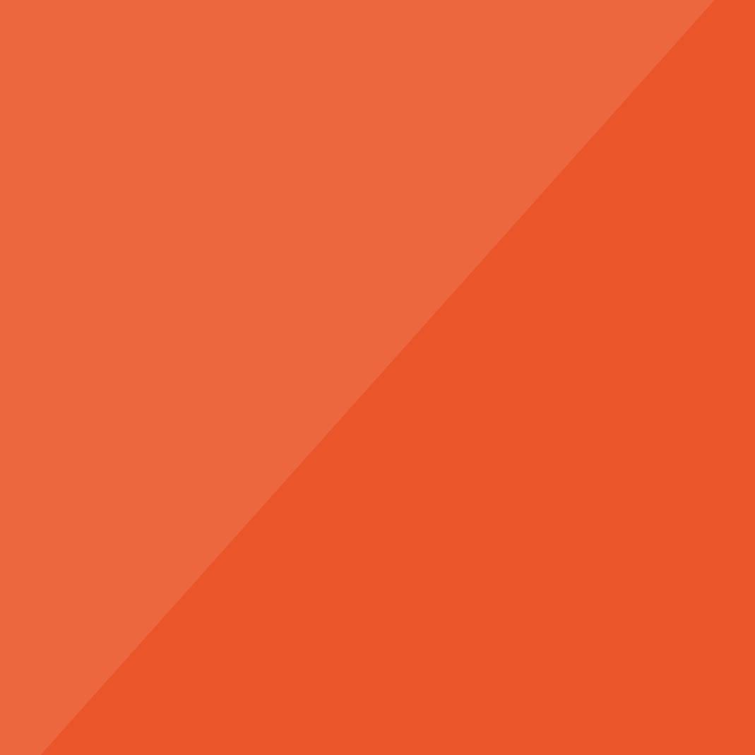 Lava Orange Edgelit
