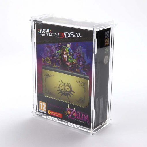 NEW Nintendo 3DS XL Boxed Console Acrylic Display Case
