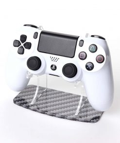 Carbon Fibre PlayStation 4 Printed Acrylic Display Stand