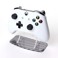 Carbon Fibre Xbox One Printed Acrylic Controller Stand
