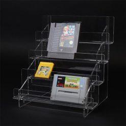 Tiered Display Rack