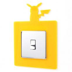 Pikachu Light Switch Surround