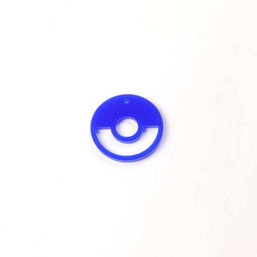 Pokémon Pokéball Acrylic Charm