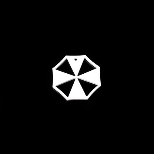 Resident Evil Umbrella Corps Logo Acrylic Charm