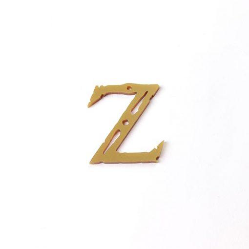 The Legend of Zelda Z Acrylic Charm