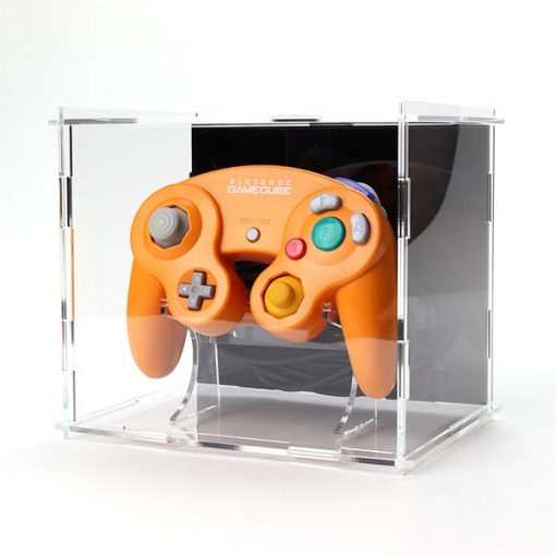 GameCube Dual Case & Controller Display Stand