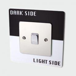 Dark Side Light Side Socket Surround