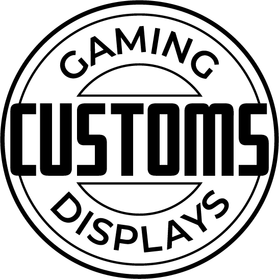 Gaming Displays Customs Logo