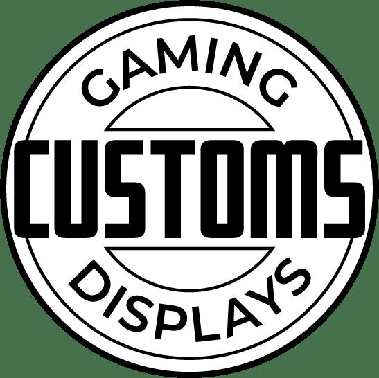 Gaming Displays Customs Logo