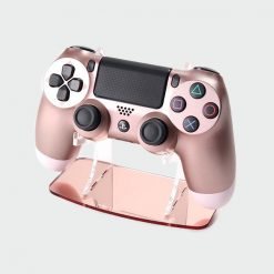PS4 Rose Gold Mirror Stand