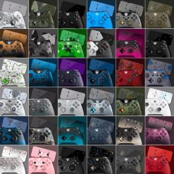 All Xbox One Controller designs