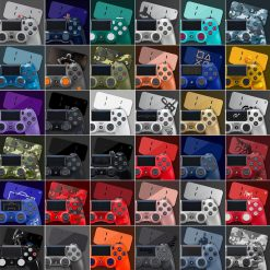 All DualShock 4 Controllers