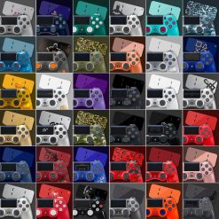 All DualShock 4 designs