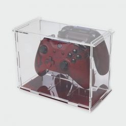 Crimson Omen Xbox One Dual Controller Stand and Display Case