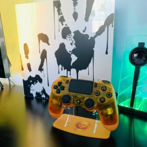 Death Stranding PS4 and Controllers