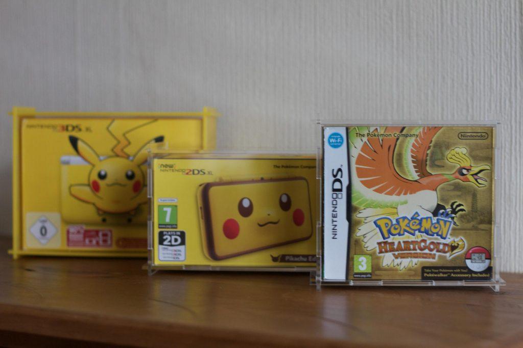 Pikachu Box Case