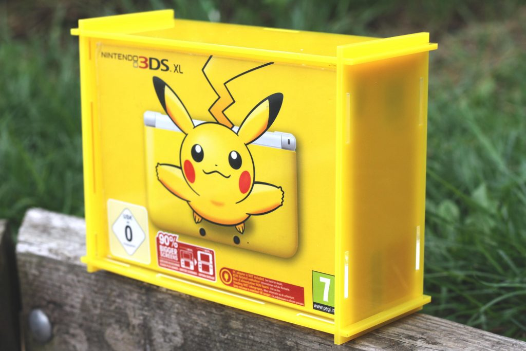 Pikachu Box Case
