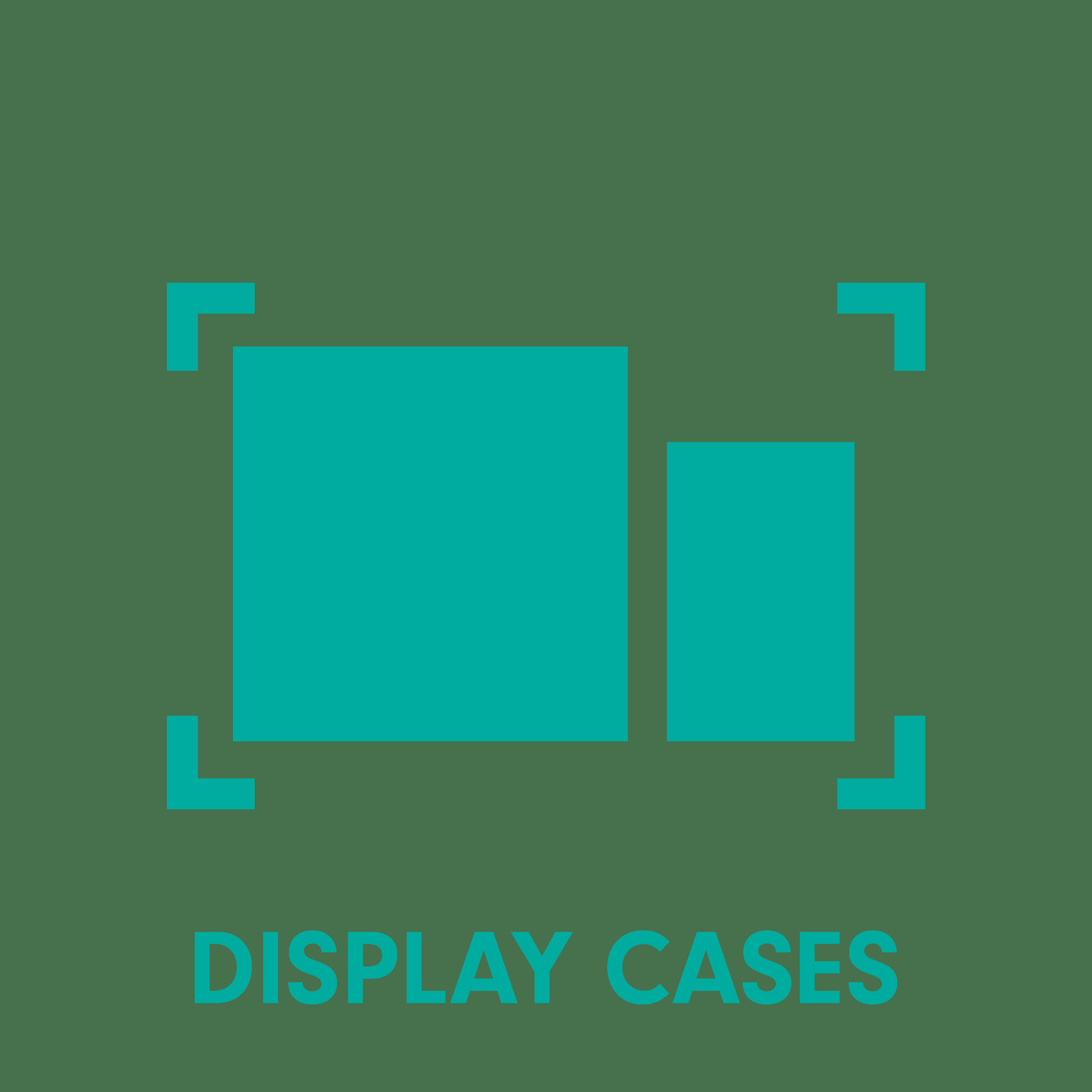 Display Cases Colour Logo