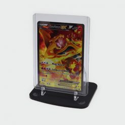 Etched Pokémon Trading Card Holder