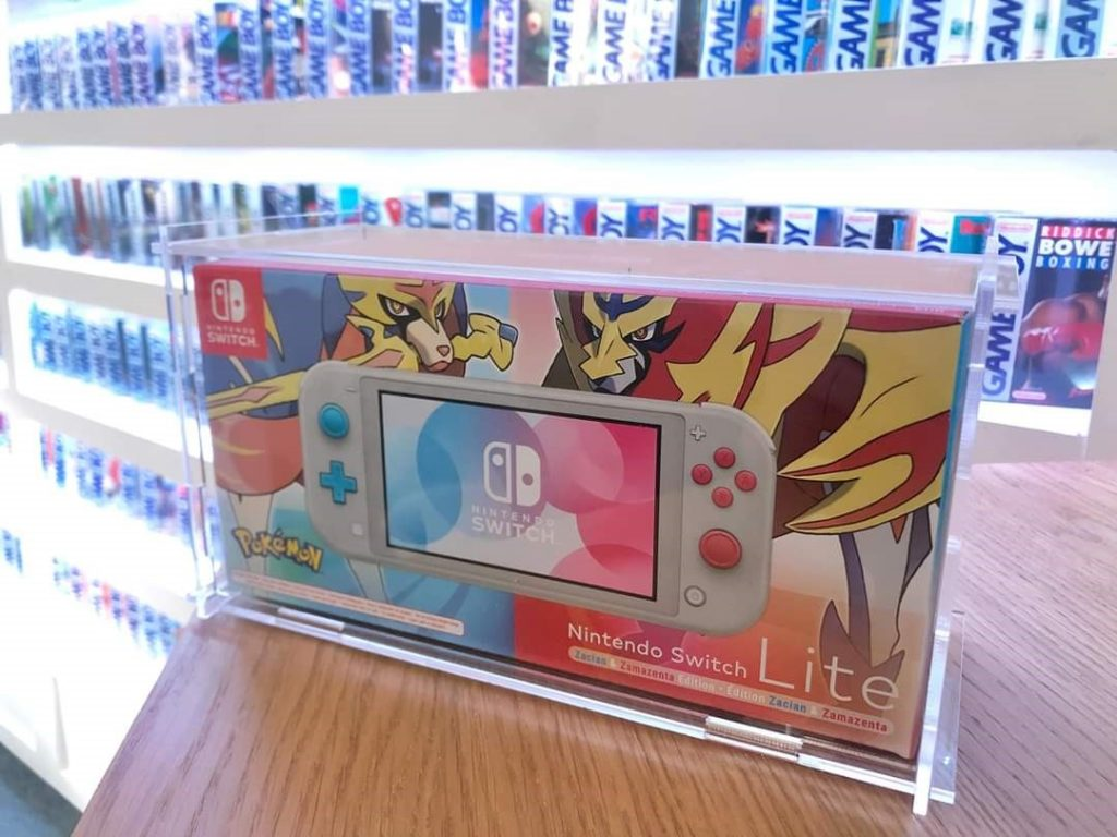 Pokemon Switch Lite Case