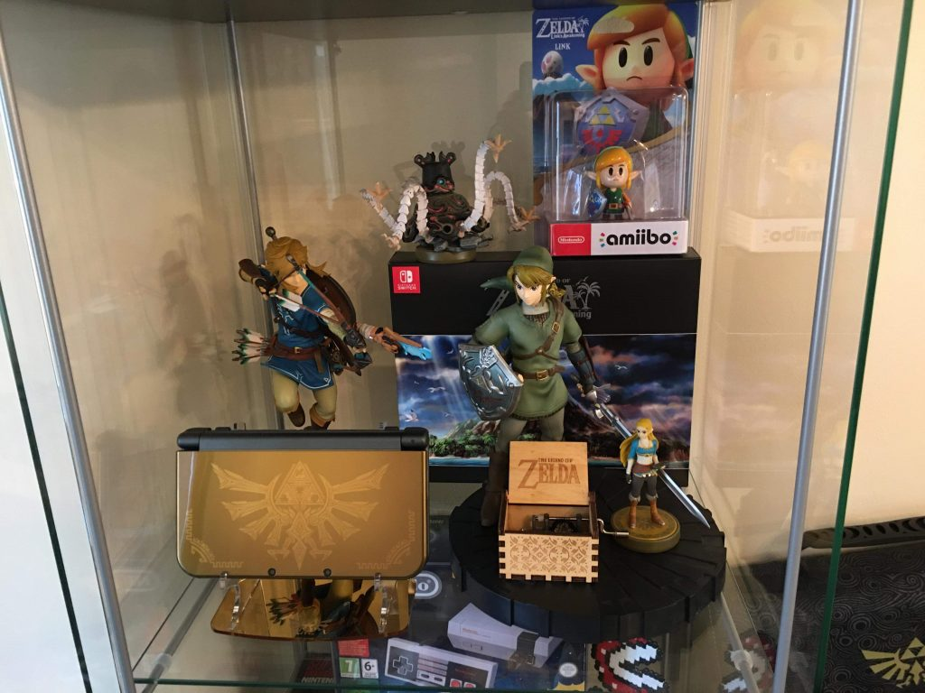 Zelda 'new' 3DS XL 2