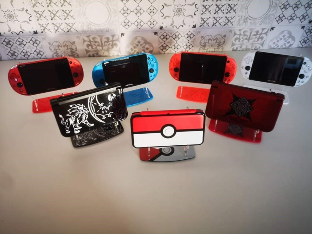 Handheld Console Collection