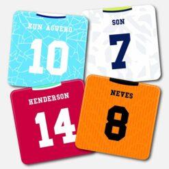 Football Shirt Coasters