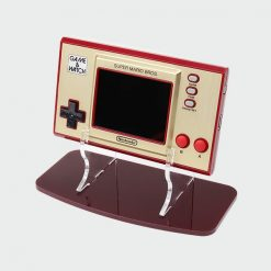 Game & Watch 35th Anniversary Super Mario Edition Acrylic Console Display Stand