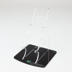 Green Logo Double Stand