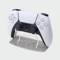 PS5 Grey Wood Stand