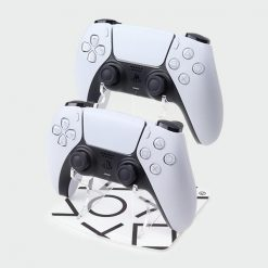 PS Buttons Black Double PS5