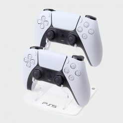 PS5 Logo PlayStation 5 Double Controller Stand