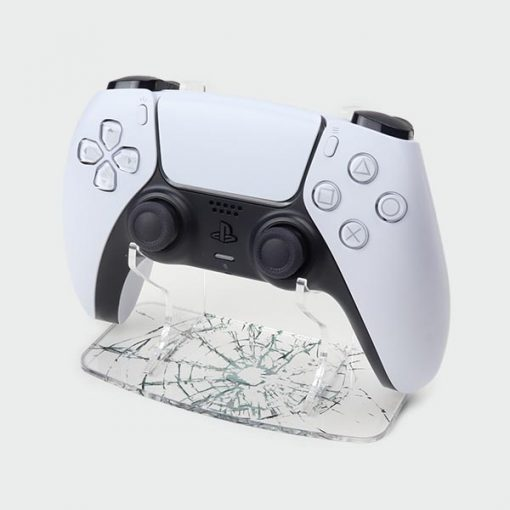 PS5 Shattered Glass Stand