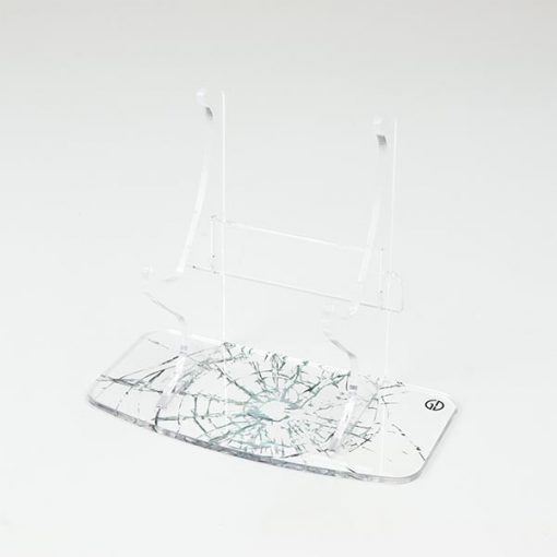 Shattered Glass Stand