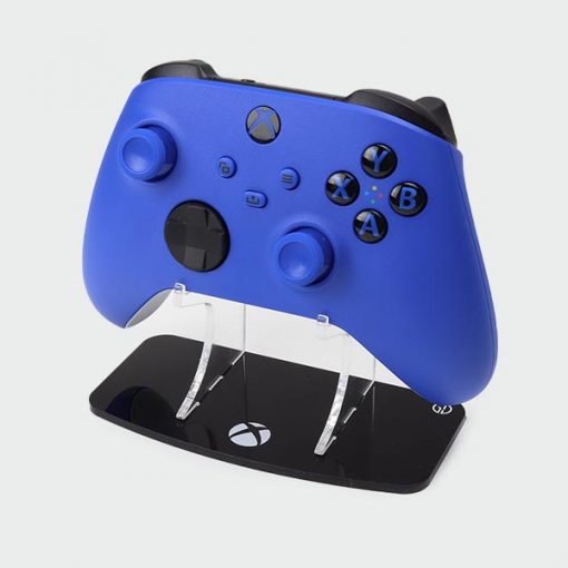Xbox Series X / S White Logo Controller Stand Logo