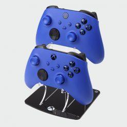 Xbox Series X / S White Logo Double Controller Stand