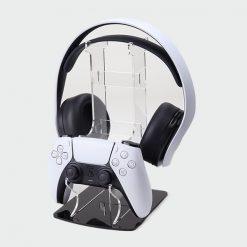 Black PS5 + Headset