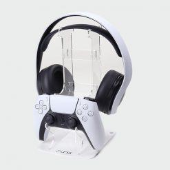 PS5 Logo + Headset
