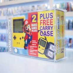 Gameboy Pocket With 2 Games & Carry Case Edition