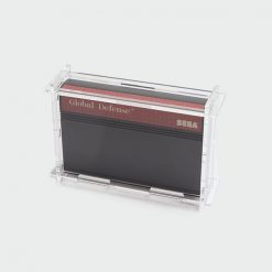 Sega Master System Cartridge Display Case