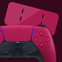 Cosmic Red PlayStation 5 Controller Stand